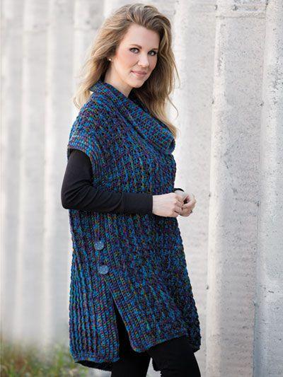 Cowl Neck Poncho Crochet Pattern Crochet Clothing Pinterest