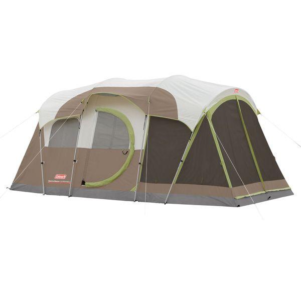 Coleman 16x10 Weathermaster 10-Person Tent   Meijer.com  sc 1 st  Pinterest & Coleman 16x10 Weathermaster 10-Person Tent   Meijer.com   Home ...