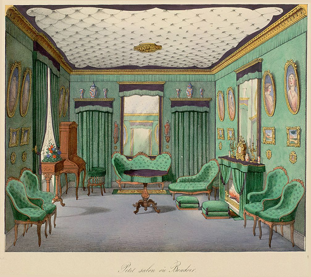 Victorian Drawing Room: Flickr - Photo Sharing