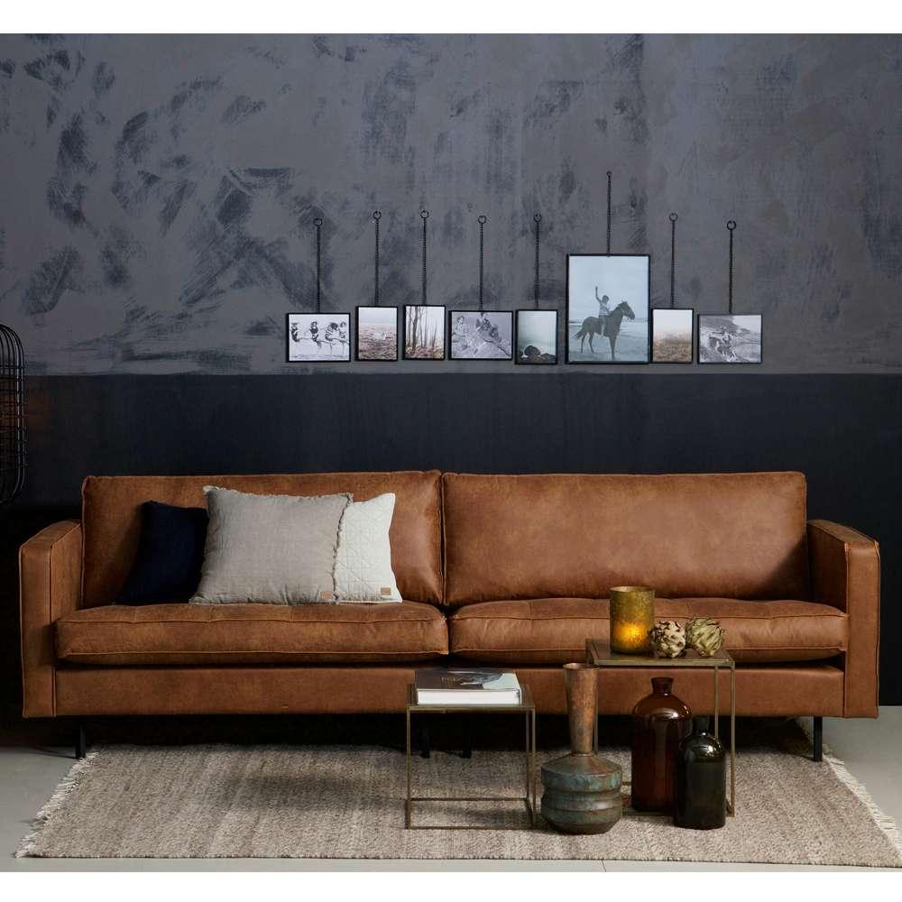 3 Sitzer Sofa Rodeo Classic Leder Lederfofa Cognac In 2020 Classic Sofa Couch Living Room Designs