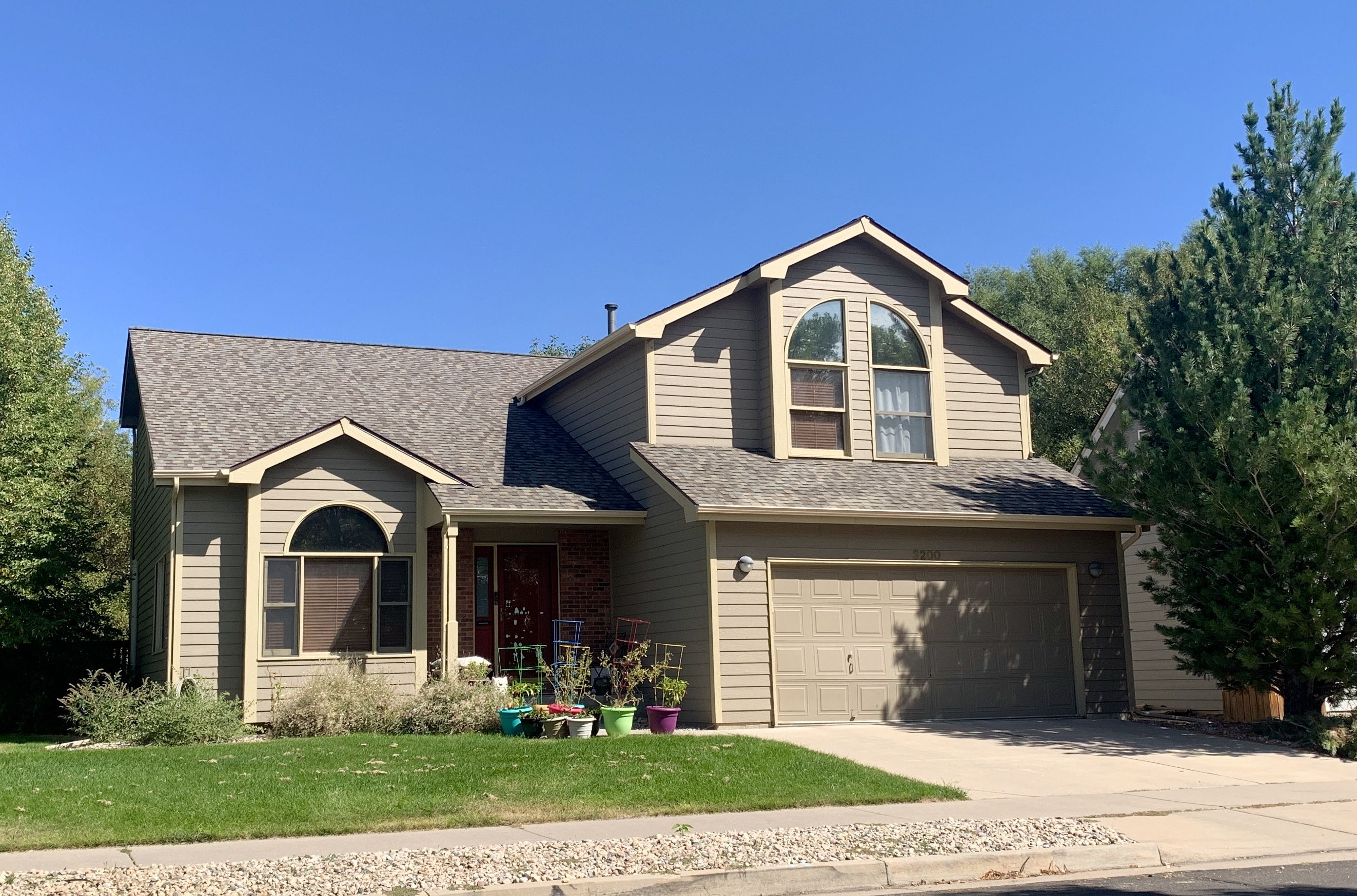Best We Re Roofed This Home In Fort Collins That Was Hit With 400 x 300