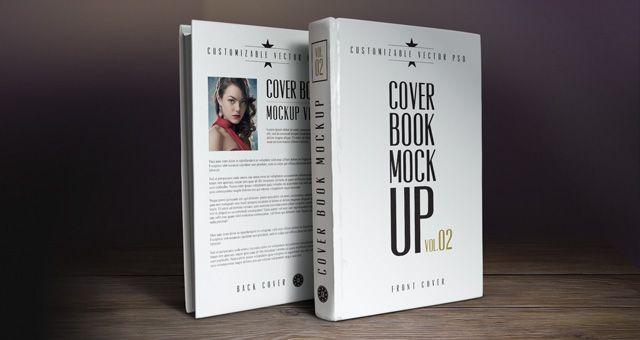 Old Book Cover Mockup : Book mockup great mockups pinterest