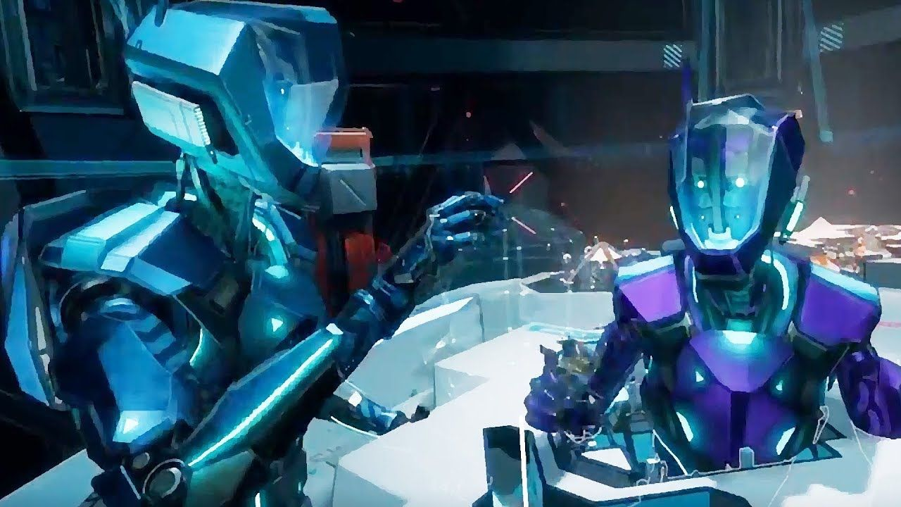 ECHO COMBAT VR - Beta 4 Party Patch Details【Oculus Rift】Ready at