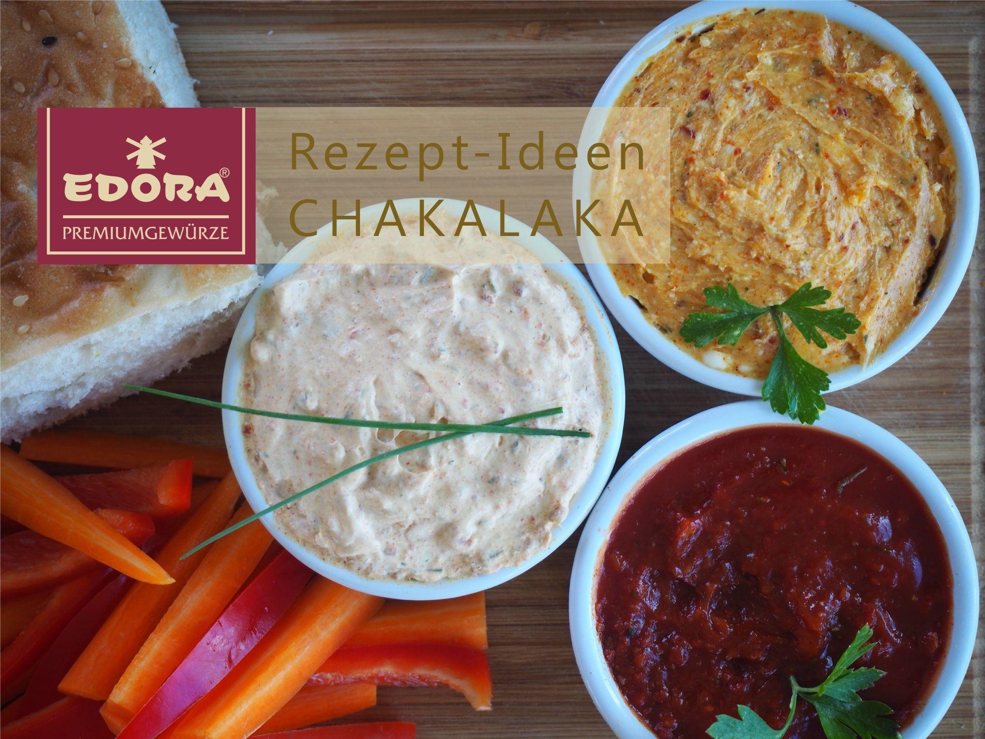 Chakalaka Rezept-Tipps