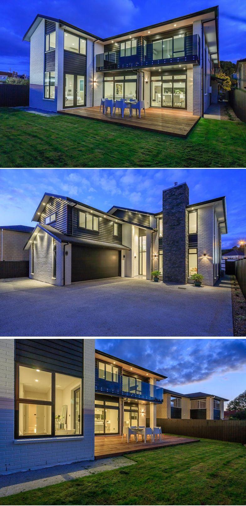 Architektur villen aussen modernes haus außen moderne häuser modernen zeitgenössischen häuser glashaus moderne architektur traumhäuser