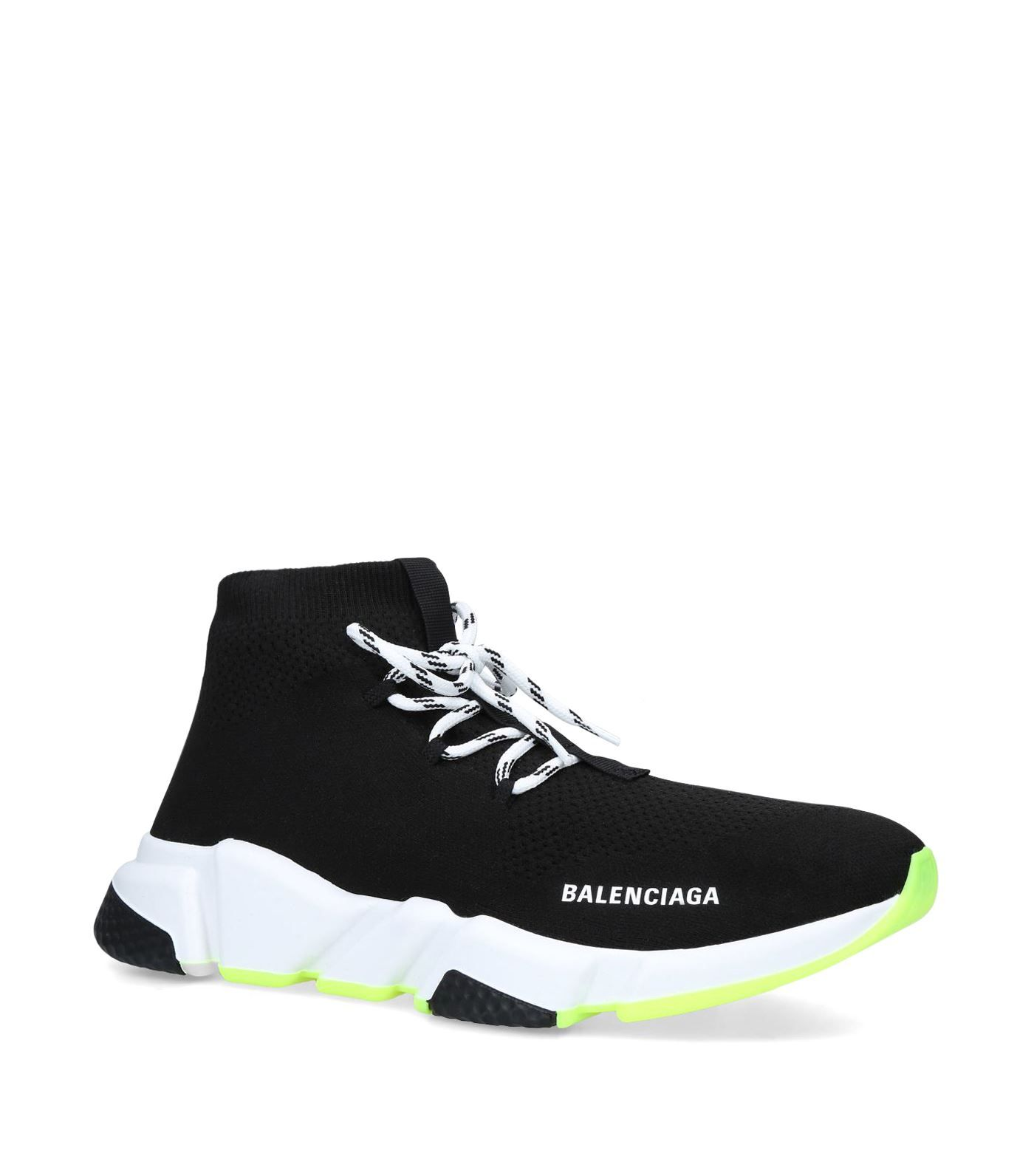 Balenciaga Speed Knit Sneakers Balenciaga Shoes Mens Shoes