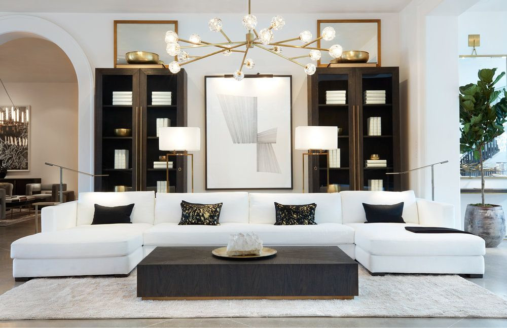 A Look Inside RH Seattle, The Gallery At University Village. Sectional  FurnitureRestoration ...