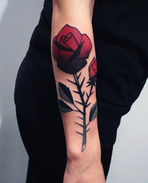 120 meaningful designs forearm tattoos