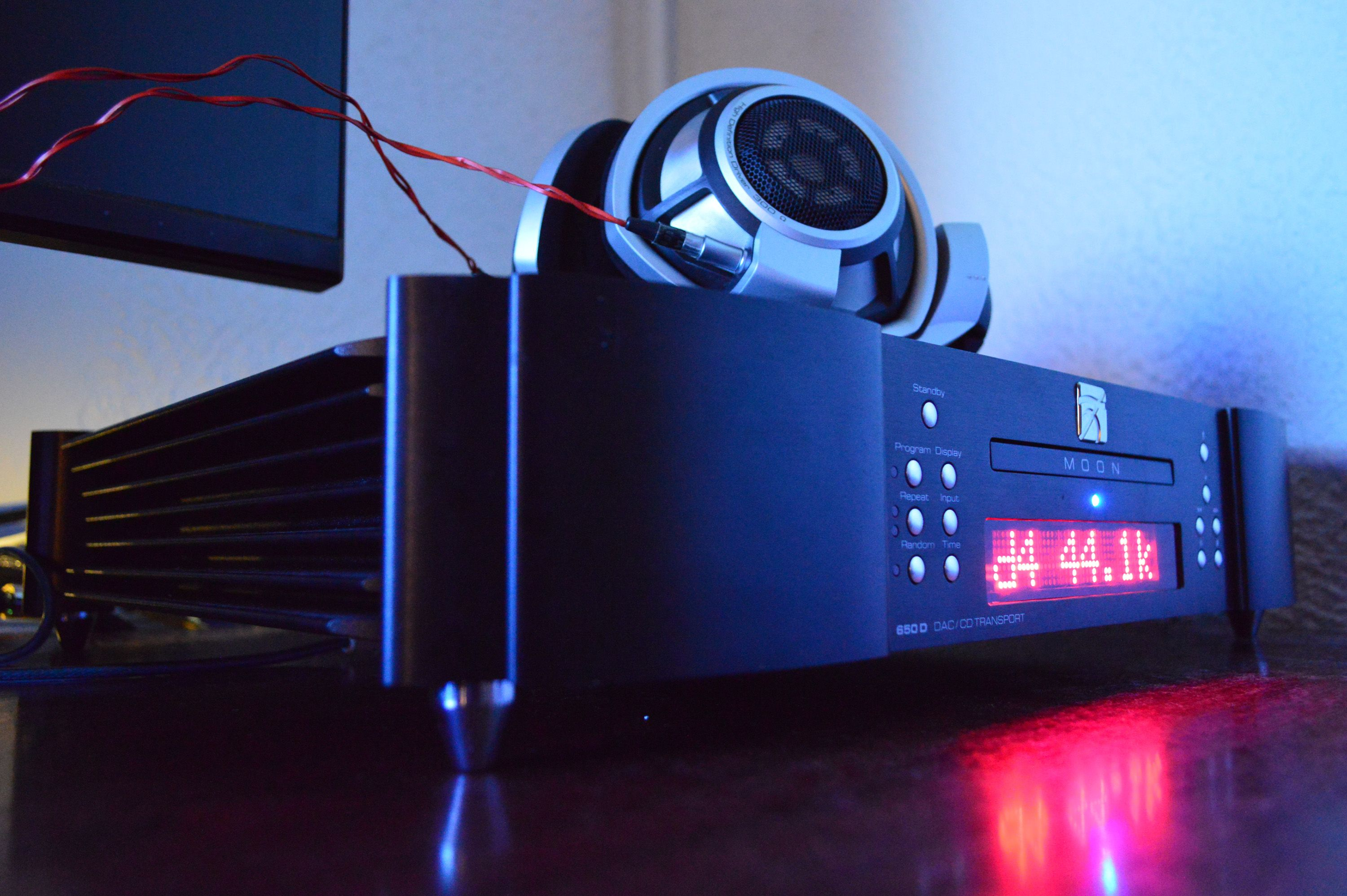 Sim Audio Excellent NEO DAC & CD Player at our new location this coming July, Stereo Passion International