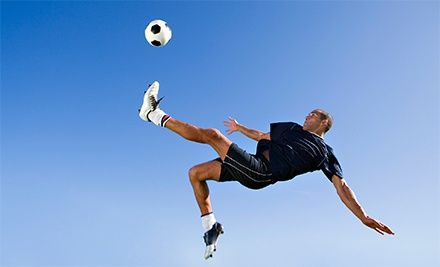 Groupon - Three or Five One-Hour Private Soccer-Training Sessions at B.A.S.E. Training (Up to 56% Off). Groupon deal price: $35.00