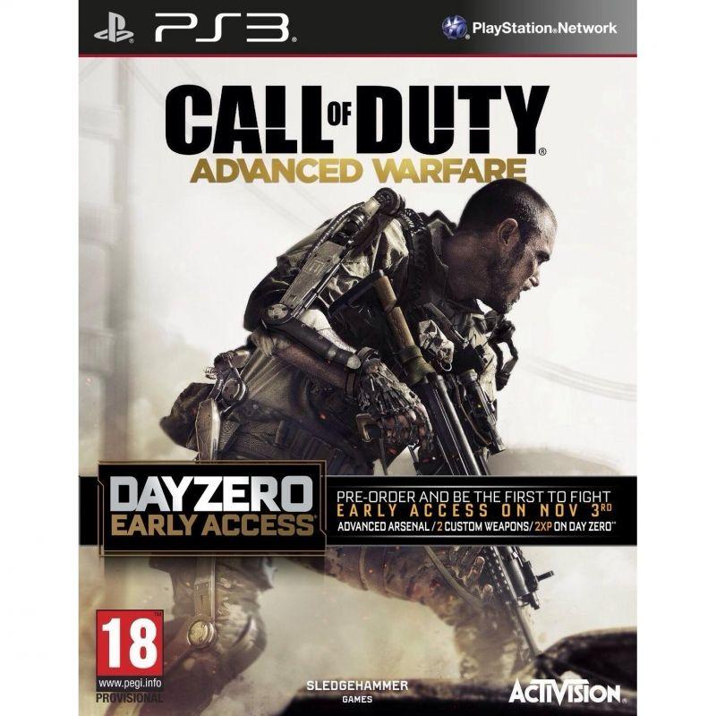 Call Of Duty Advanced Warfare Day Zero Edition Playstation 3