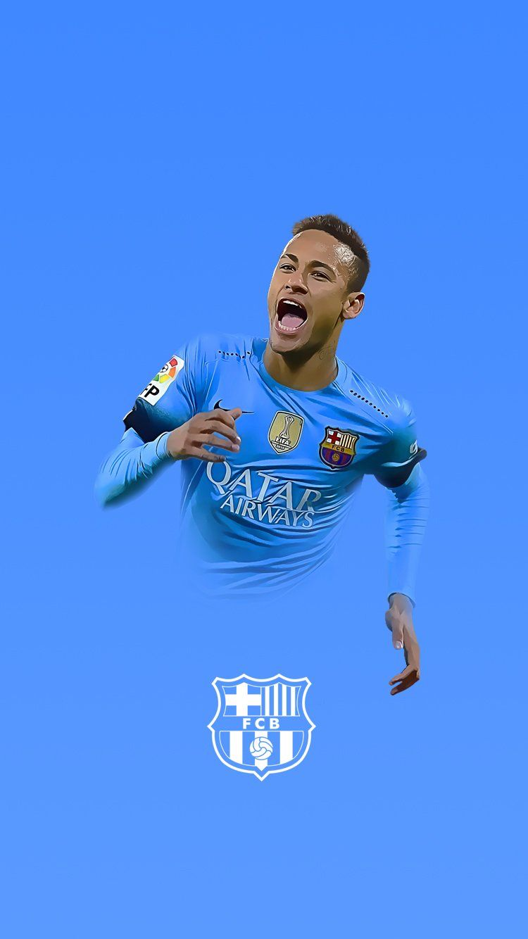 Wallpaper iphone neymar - Neymar Fc Barcelone