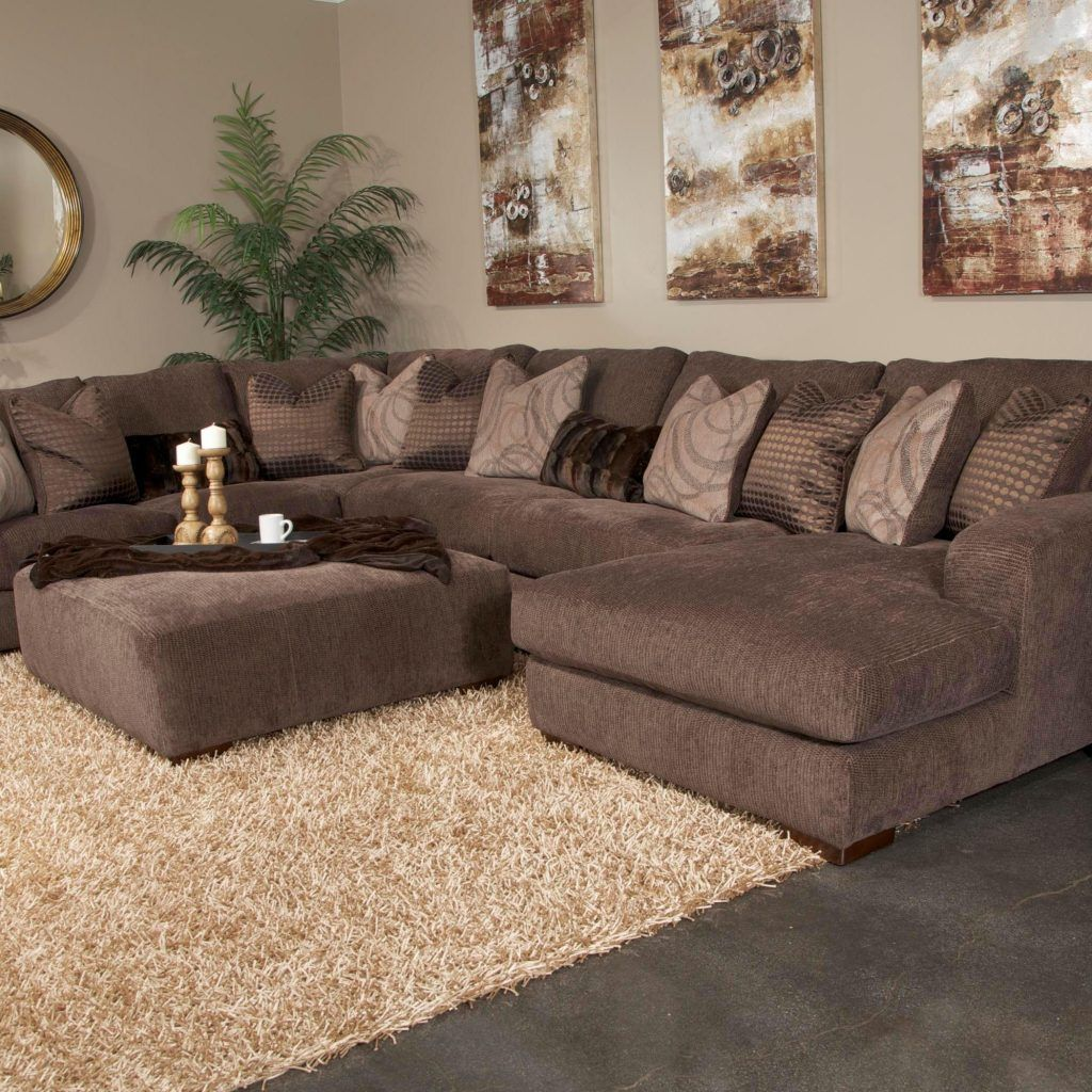 Ultra Plush Sectional Sofas