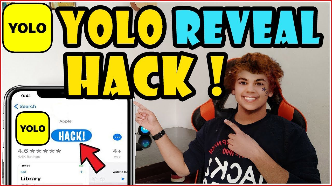 Yolo Hack How To Reveal Yolo Usernames Messages In 2 Minutes Youtube Youtube Instagram Password Hack Private