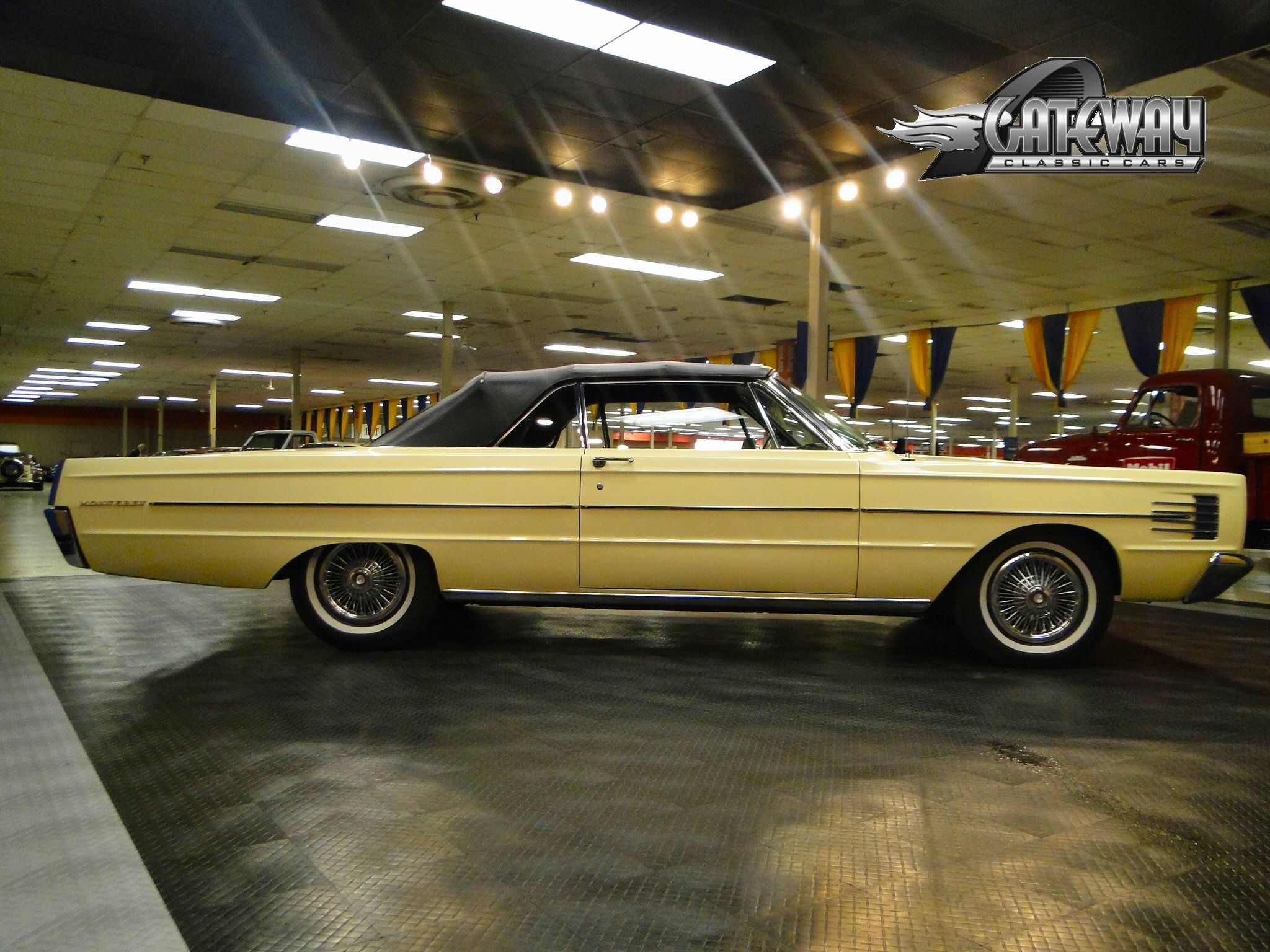 1965 Mercury Monterey Convertible for Sale - Gateway Classic Cars ...