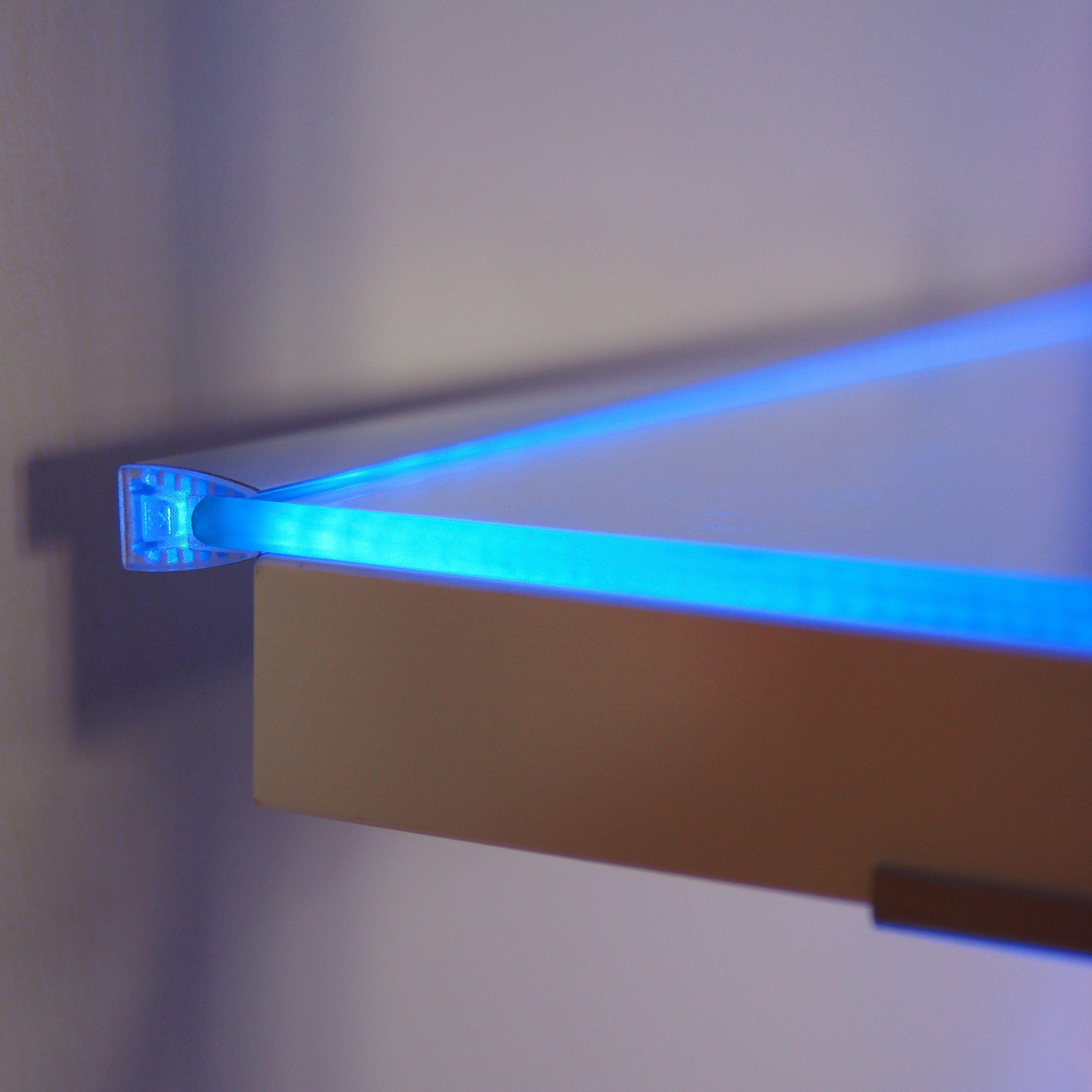 Glaszwischenboden Mit Led Beleuchtung Led Beleuchtung Led Deckenbeleuchtung Led