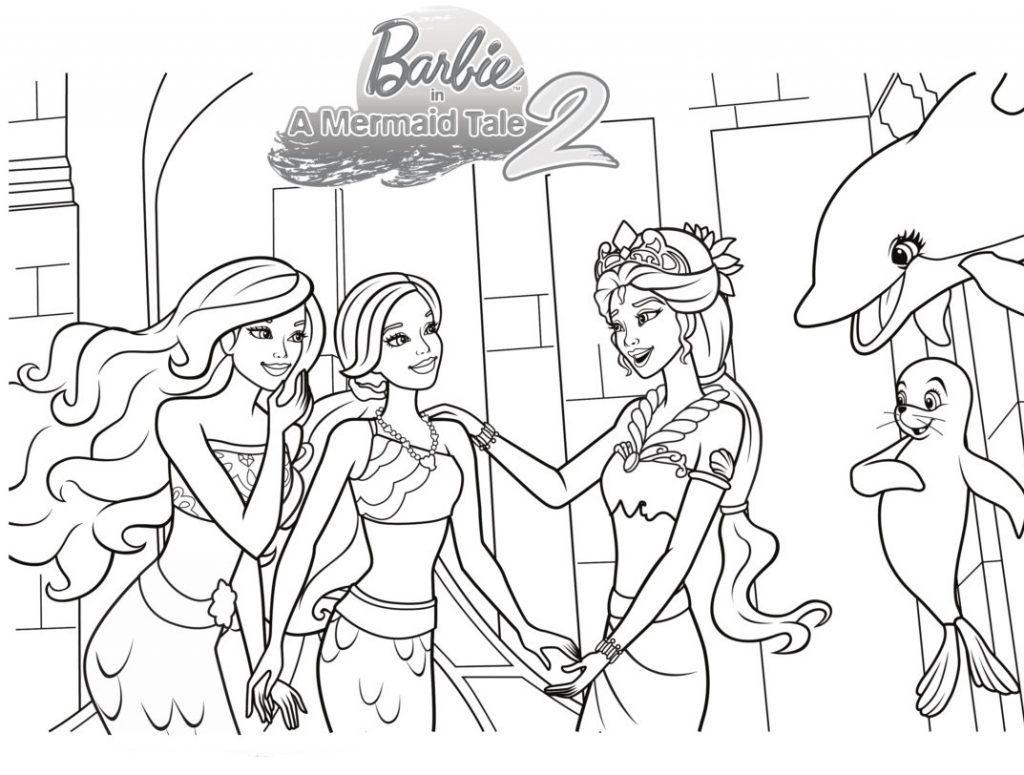 Barbie Mermaid Coloring Pages Best Coloring Pages For Kids Mermaid Coloring Pages Dolphin Coloring Pages Mermaid Coloring