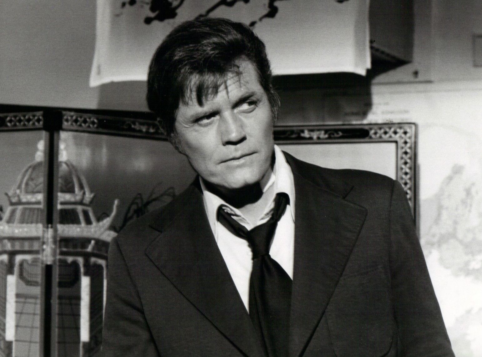 jack lord as steve mcgarrett on hawaii five o hawaii five o  jack lord as steve mcgarrett on hawaii five o hawaii five o 1968 1980 jack lord other the o jays and hawaii five o