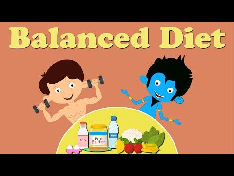 Benefits Of Eating Fruits And Vegetables For Kids Children Youtube Balanced Diet Balanced Diet Plan Healthy Kids