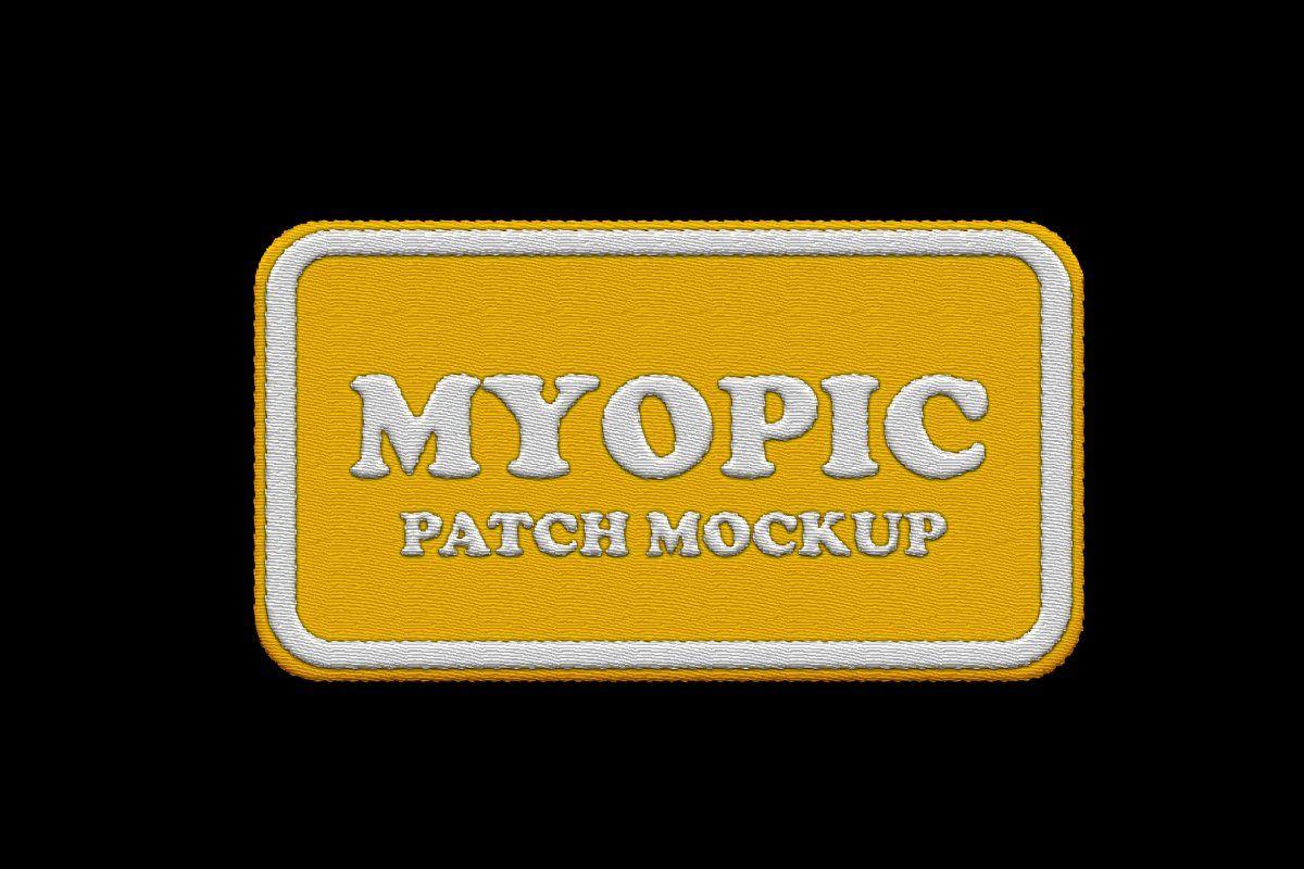 Patch Dynamic Mockup Photoshop Mockup Photoshop Patches Branding Mockups