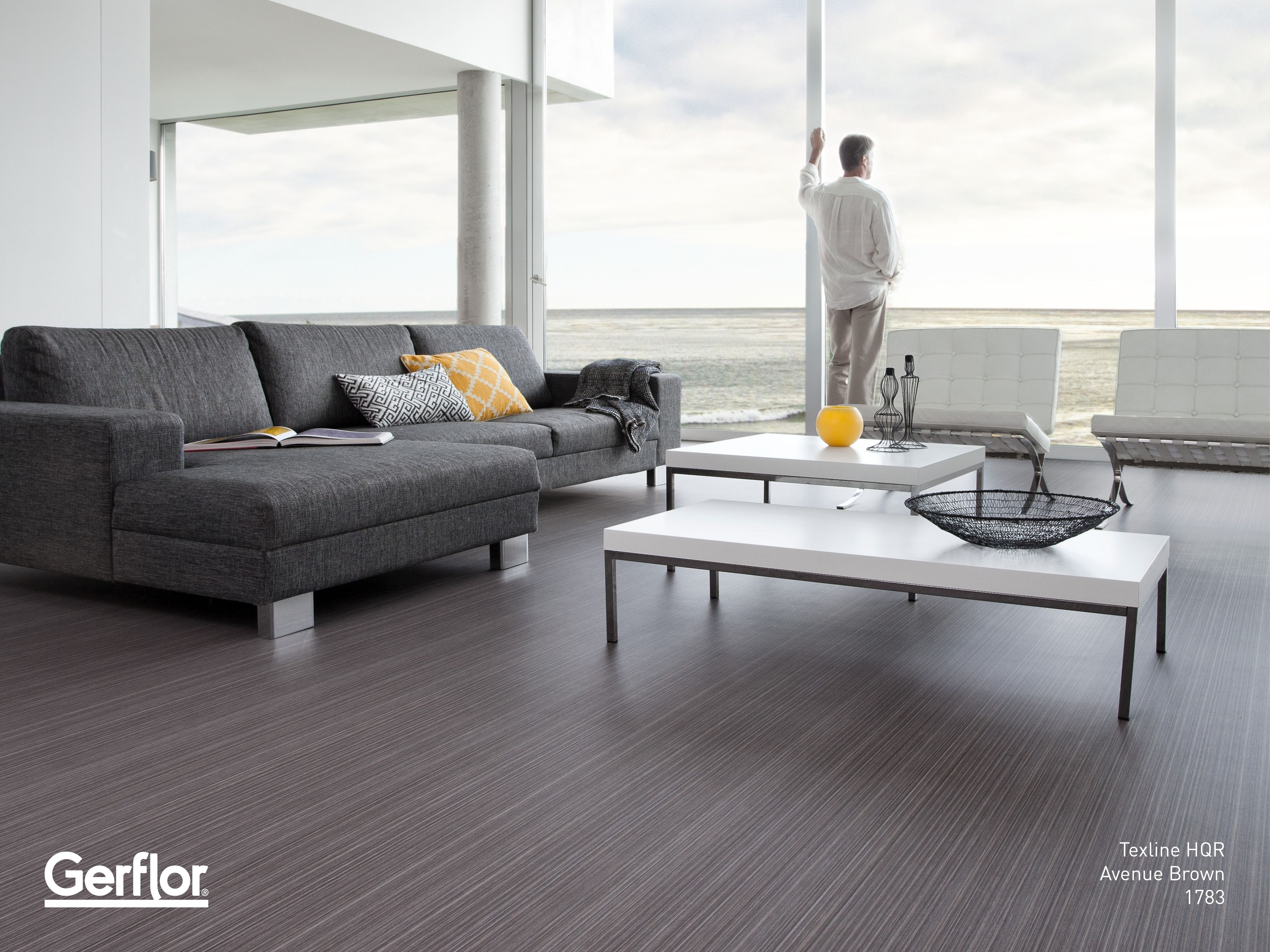 Gerflor S New Range Of Texline Hqr Features Graphic Lines