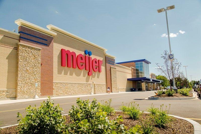 21 New Meijer Garden Center Meijer, Store opening, Grafton