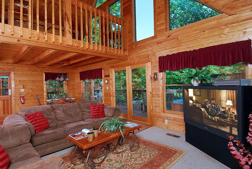 Altitude Adjustment Property Not Found Gatlinburg Cabins Log