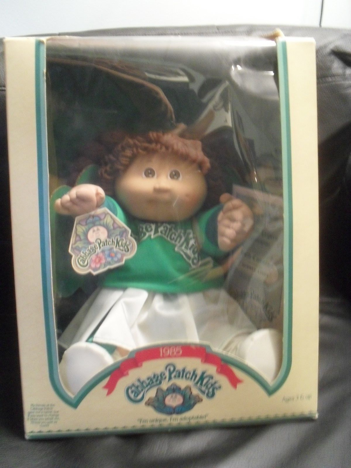 Cabbage Patch Kids Doll In The Box 1985 Cheerleader Ebay Cabbage Patch Kids Dolls Cabbage Patch Kids Cabbage Patch Dolls