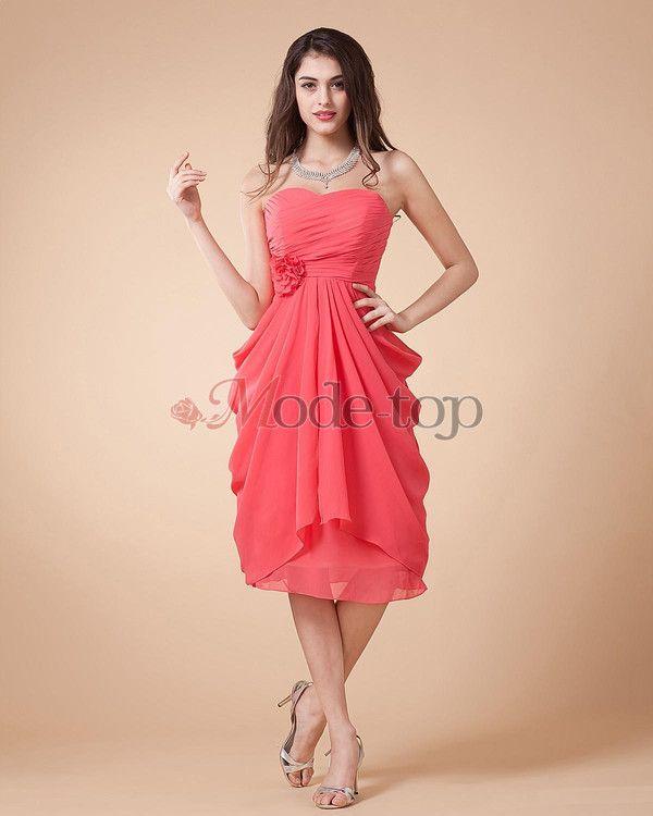 A-Linie modernes langes Abiballkleid/ Festliche Kleid ohne Ärmeln ...