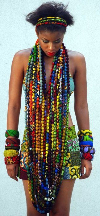 Bold Native Colors Latest African Fashion African Prints African Fashion Styles African
