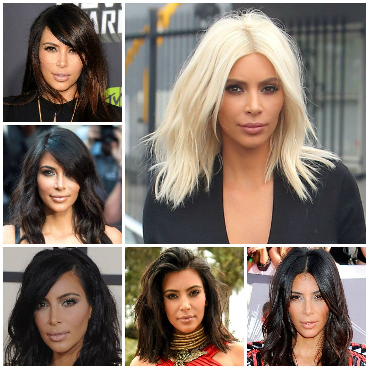 Hair Color Trends 2017 Ideas And Highlights For Your Unique