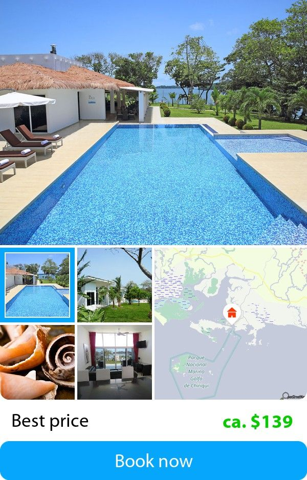 Bocas del Mar (Boca Chica, Panama) – Book this hotel at the cheapest price on sefibo.