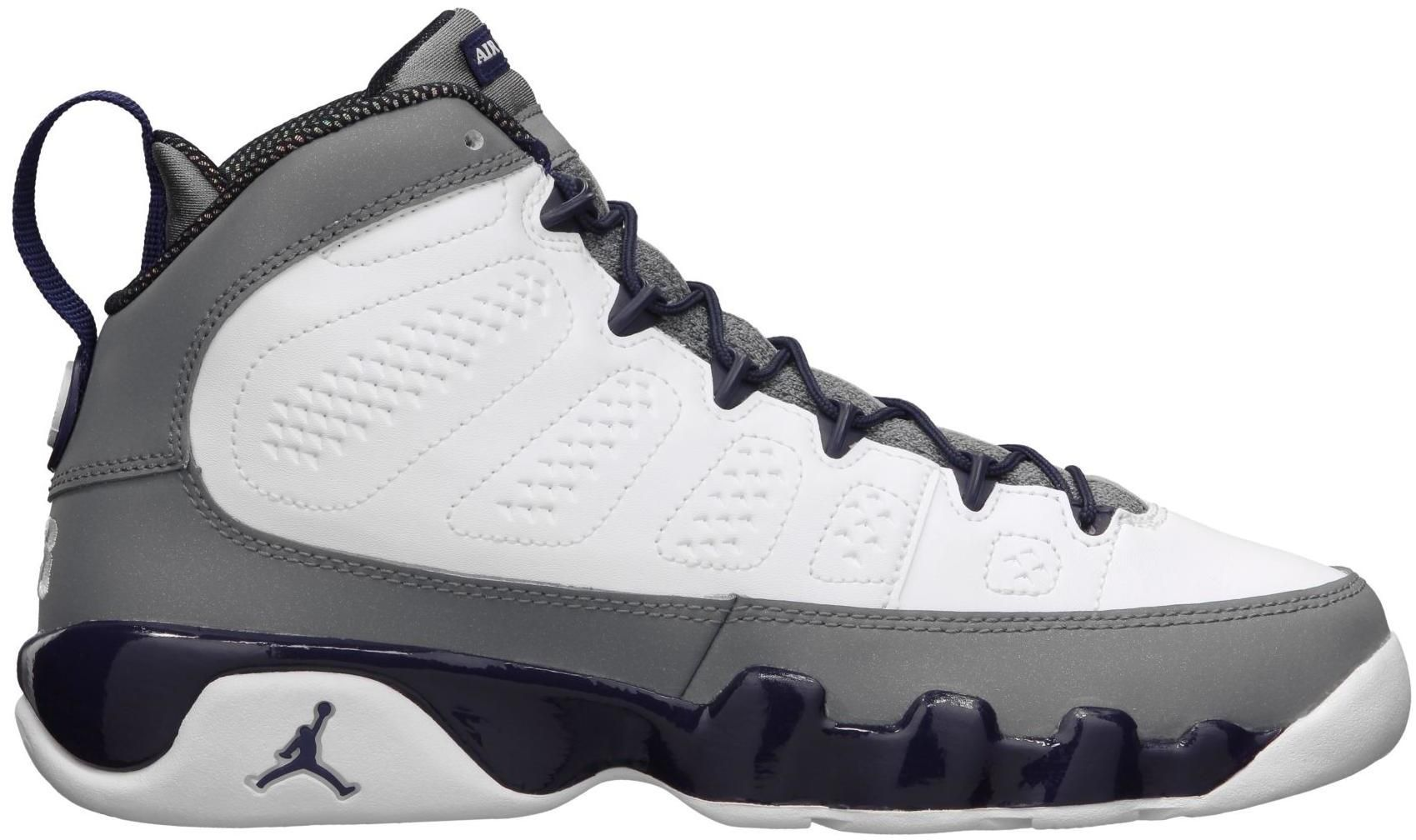 Jordan Air 9 Retro Sneakers In White