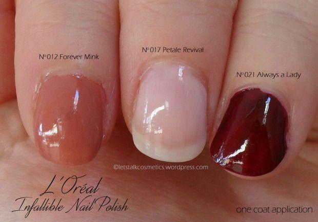 L Oreal S No Uv Lamp Gel Nails Nails Gel Nails Nail Polish