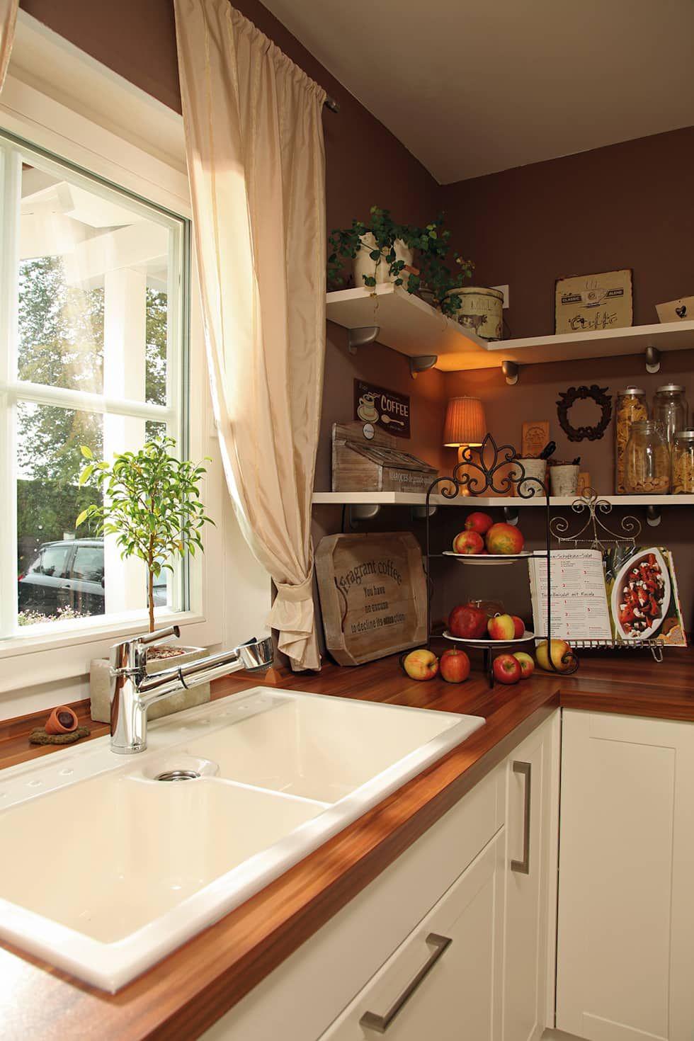 Landhaus küchen von homify landhaus Landhausküche