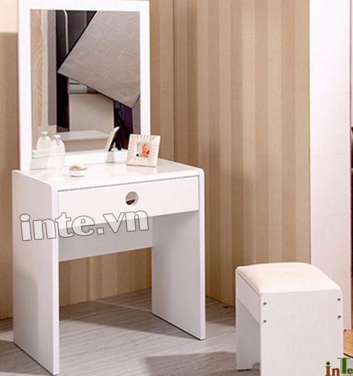 Các mẫu bàn trang điểm cho phòng ngủ nhỏ-1 Bàn trang điểm giá rẻ