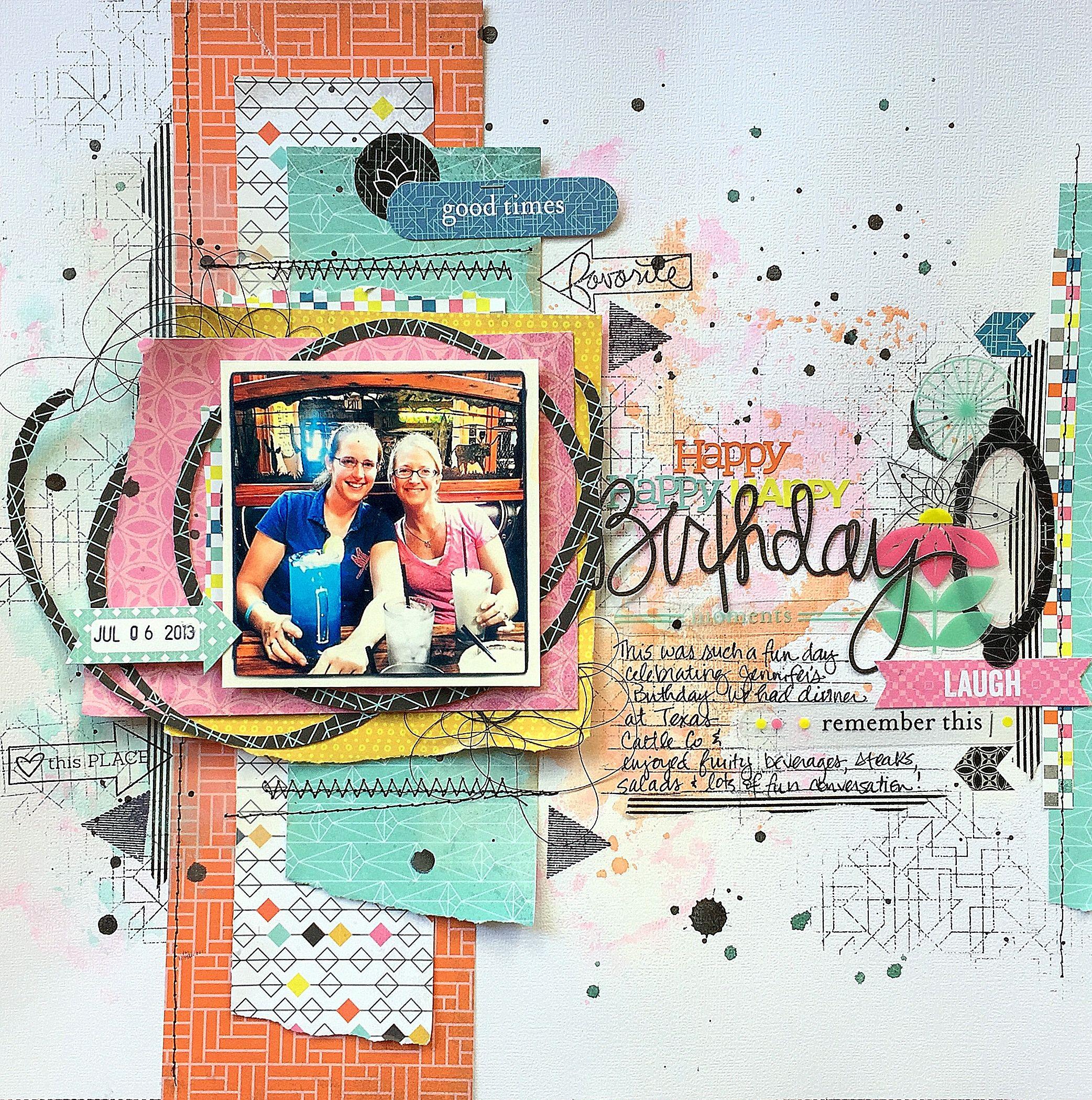 Happy Birthday *My Scraps & More*
