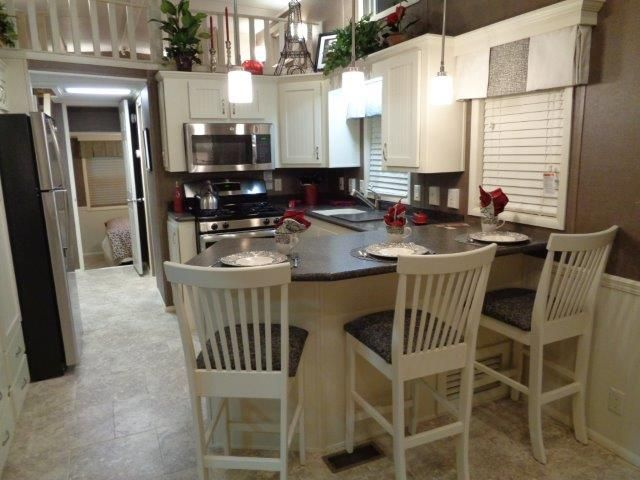RV Mobil Park Models For Sale At Forest Hills Golf And Resort In Detroit Lakes MN