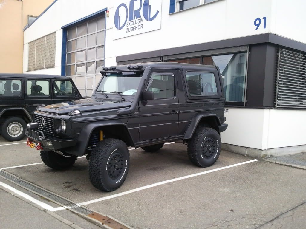 Mercedes benz 280 ge swb w460 1979 01 1990 pictures to pin - Orc Tuning Google