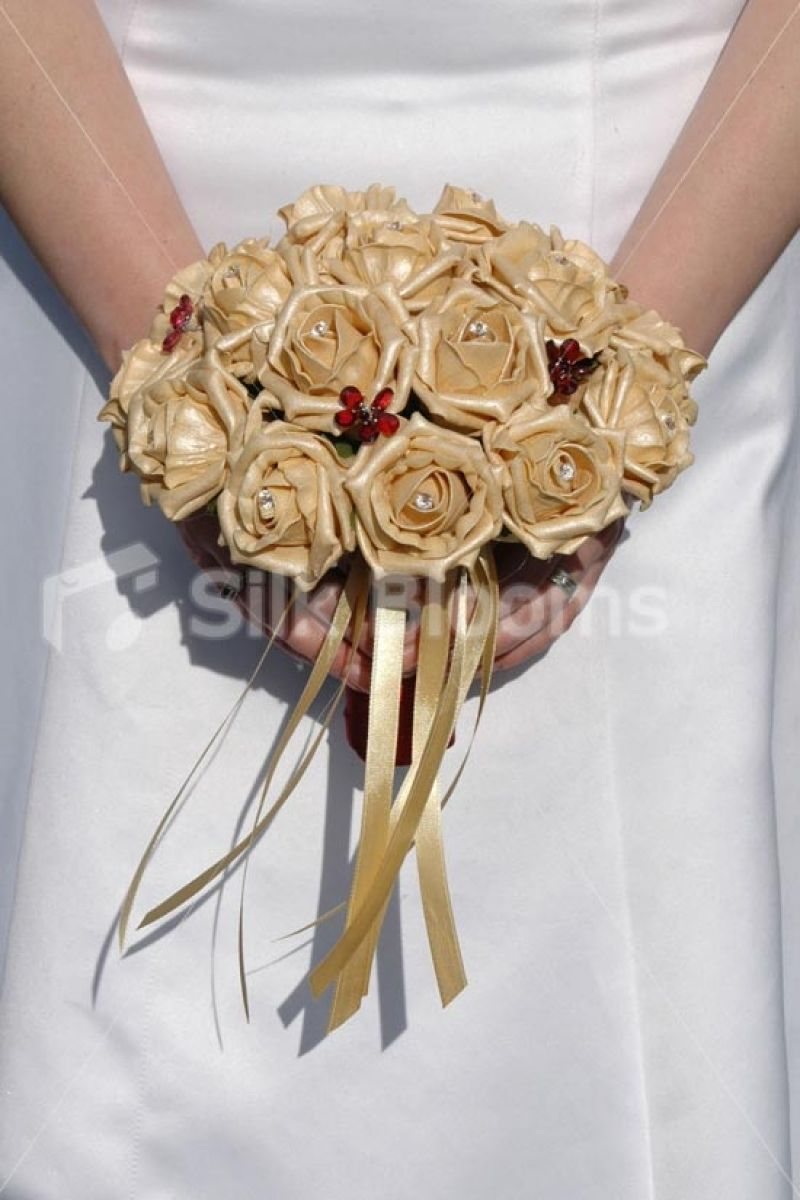 Good Gold Flowers For Wedding Bouquet | Flower, Wedding and Wedding