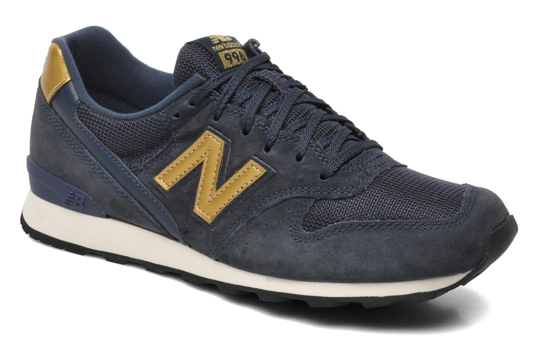 Sarenza Wr996 Chez Baskets Shoes New 201554 Balance bleu RwOqgX