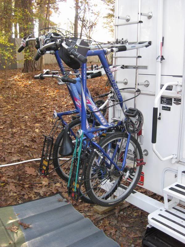 Awesome Apex RV Bumper Bike Rack  2 Bike Amp 4 Bike