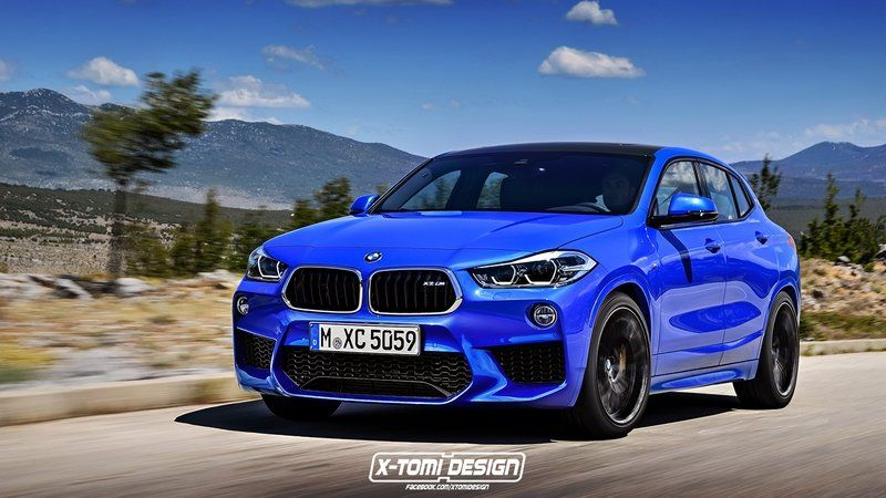 2020 Bmw X2 M Naturally It Could Happen Bmw Bmw Models Bmw X3