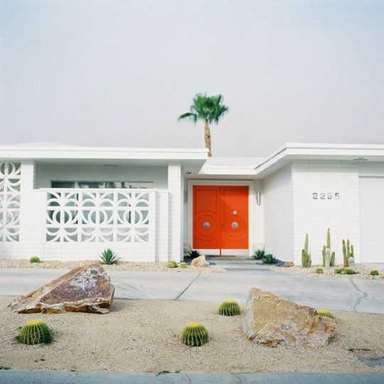 Curb Appeal: Modern Front Doors Roundup   Apartment Therapy