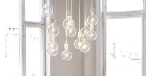 Muuto E27 Hanglamp : Muuto e hanglamp in scandinavisch interieur wonen