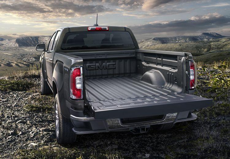 2015-gmc-canyon-spray-in-bedliner | gmc sierra trucks | pinterest