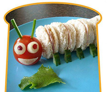 15 Awesome Sandwich Artworks Sandwich Art Recette Enfant Recettes Apero Et Ap Ro