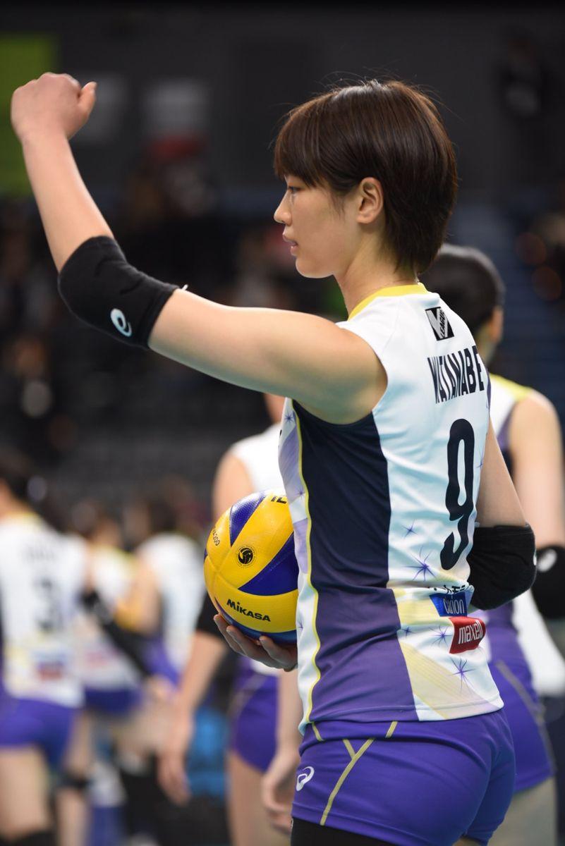 ボード「石井優希 volleyball」のピン