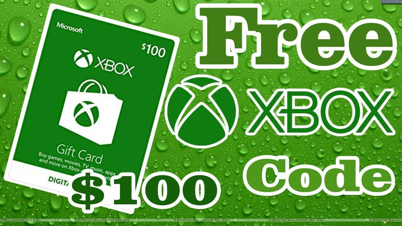 Free Xbox Gift Cards Xbox gift card, Xbox gifts, Online