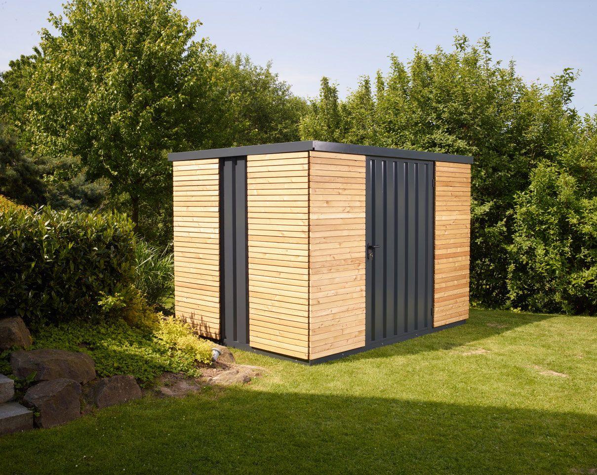 Gardenboxx Gerätehaus, Gartenhaus, Gartenhütte mit